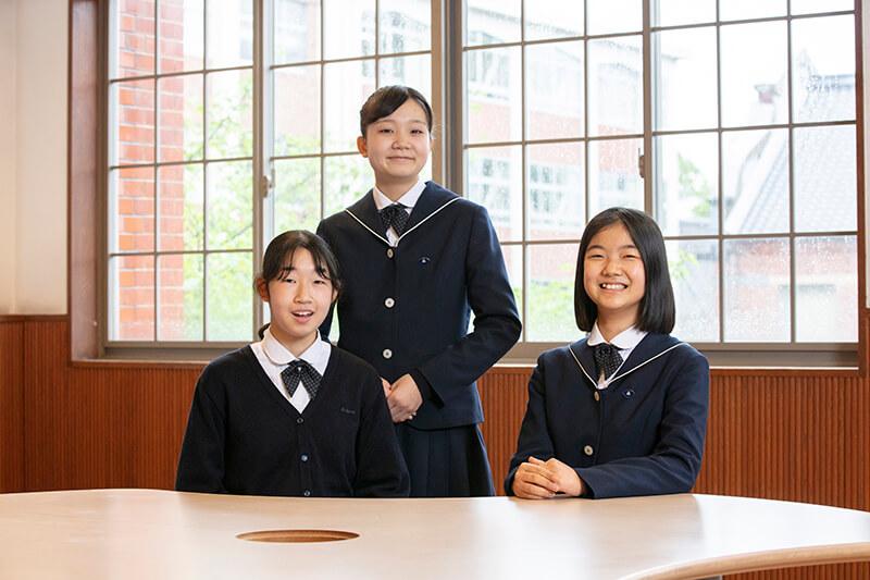 中学校のコースイメージ